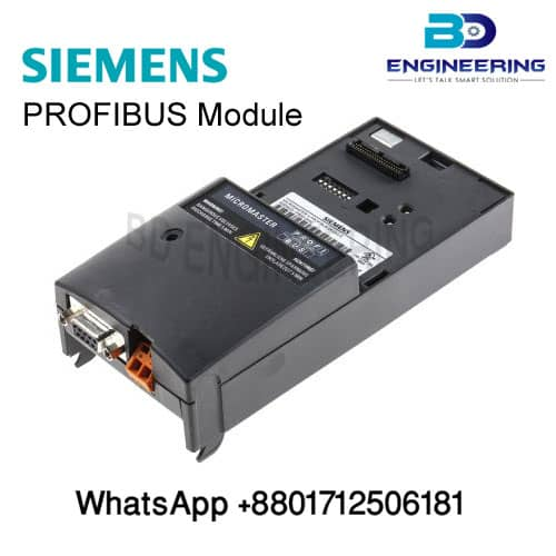 Siemens MICROMASTER 4 PROFIBUS Module