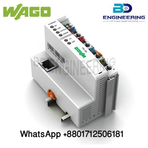 Wago PLC Ethernet CPU 750-842
