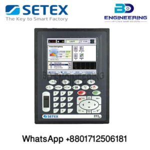 Setex controller for dryer machine of washing & dyeing in bd