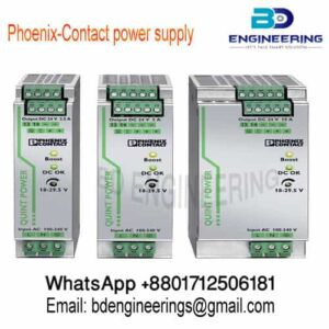 phoenix-Contact power supply UL Listed 5A, 10A, 20A, 40A